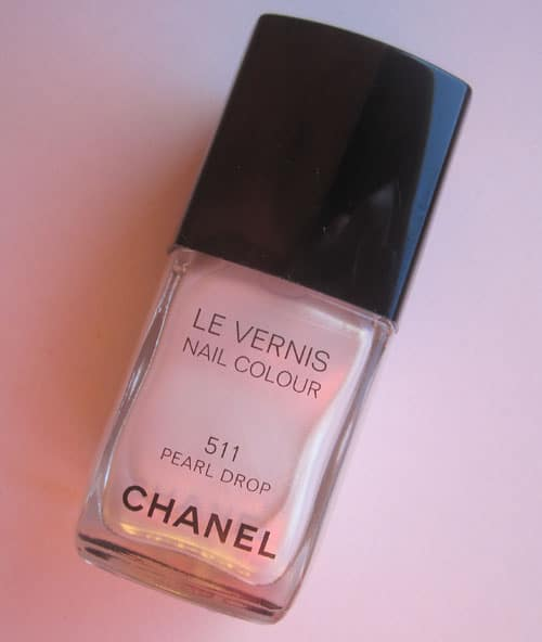 Vernis Chanel Pearl Drop swatch