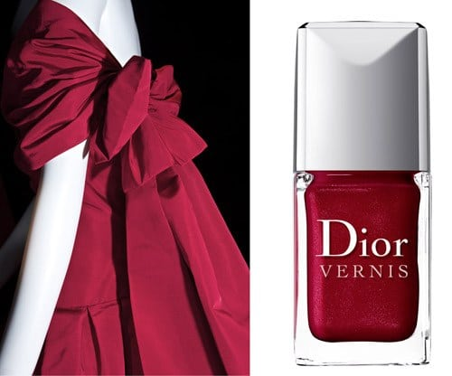 Vernis Dior les rouges Icone
