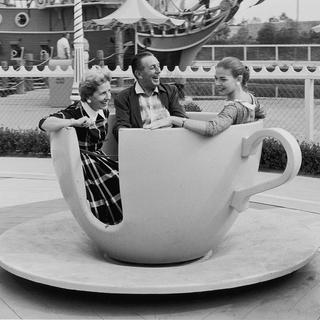 Découvrez à quoi ressemblait Disneyland en 1955