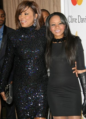 Whitney Houston et Bobbi Kristina