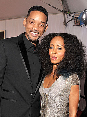 Will Smith et Jada Smith
