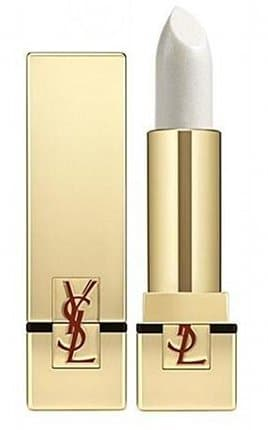YSL rouge pur couture blanc manifesto