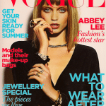 abbey lee kershaw vogue novembre
