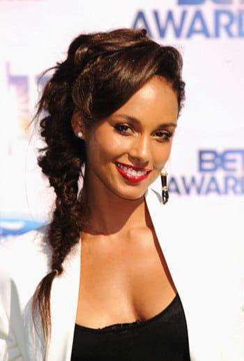 Alicia Keys fait son show enceinte