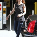 Le look casual chic d'Alyssa Milano