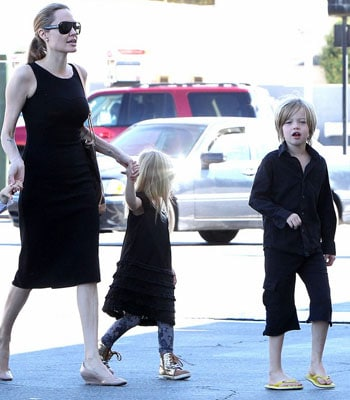 Angelina Jolie : Ses petites Vivienne et Shiloh ont bien grandi !