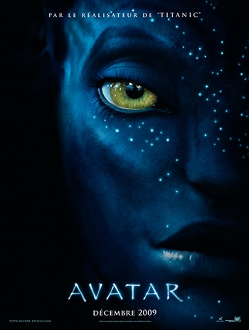 Le blu-ray Avatar 3D en exclu Panasonic