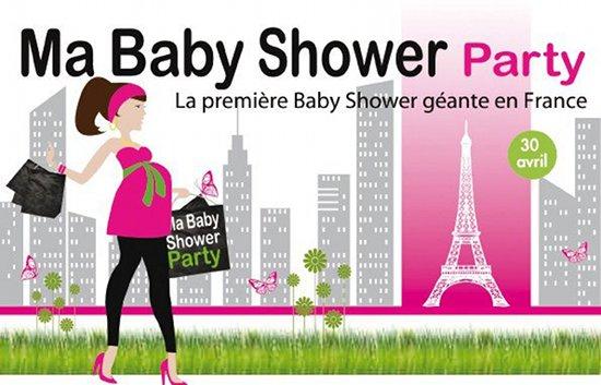 Participez à la première Baby Shower géante en France