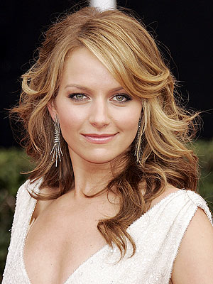 Becki Newton de Ugly Betty est enceinte