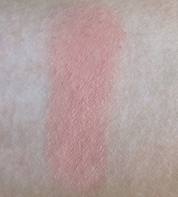 "Blush ""Aficionado Peach"" de Givenchy swatch, test, photos"