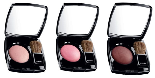 blush les contrastes chanel
