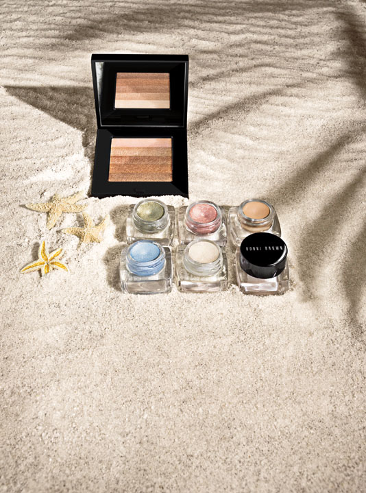 "Bobbi Brown ""Beach club"" collection été 2010"