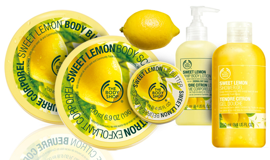 body shop citron