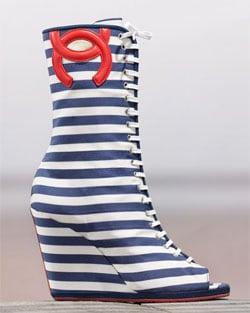 bottes chanel