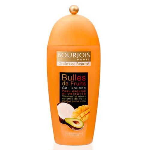 Bulles de fruit mangue/avocat/coco