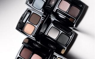 Ombres contrastes duo de Chanel
