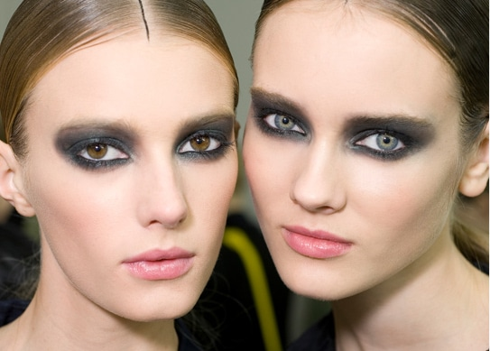 chanel smoky eyes