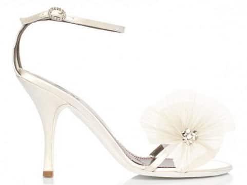 Chaussures de mariage, on fait le bon choix !