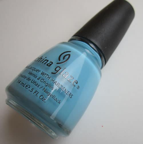 vernis china glaze bahamian escape