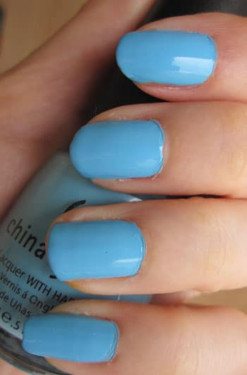 vernis china glaze bahamian escape swatch