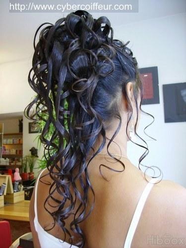 Les plus belles coiffures de mariées 2010