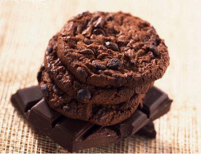 recette des cookies au chocolat. Black Bedroom Furniture Sets. Home Design Ideas