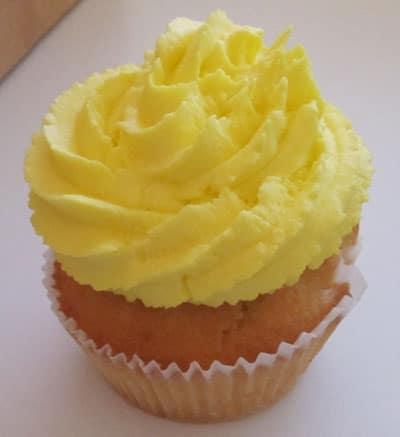 Recette des cupcakes au citron