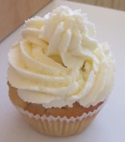recette des cupcakes nature