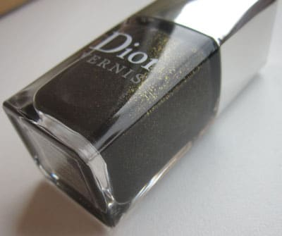 czarina gold vernis dior
