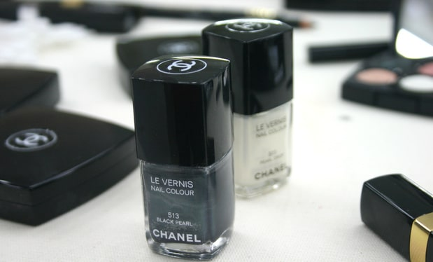 vernis black pearl chanel