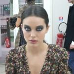 Maquillages du défilé Chanel Printemps/été 2011