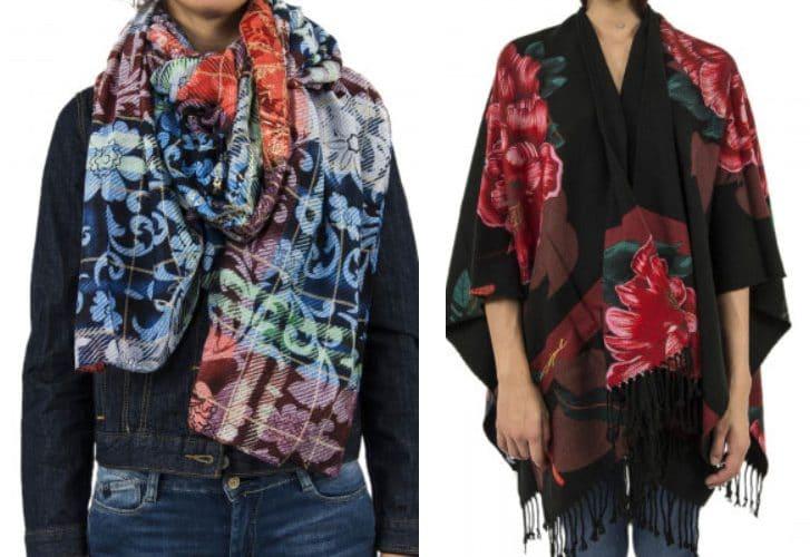 Des vêtements Desigual pour un look tendance*