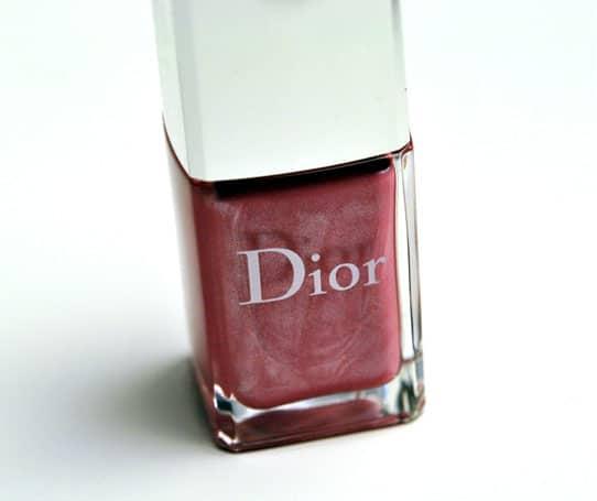 """Vernis """"Fleur de cerisier""""/""""Cherry blossom"""" #386 Dior swatch, test, photos"""