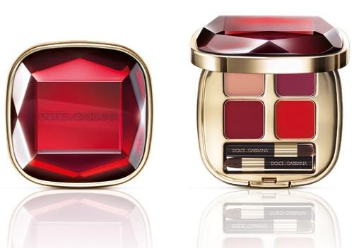 Palette lip jewels Dolce & Gabbana printemps été 2011