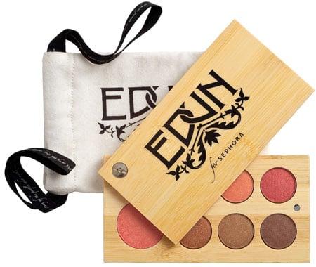 Les palettes de maquillage EDUN bientôt disponibles chez Sephora