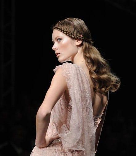 Fashion week New York 2010