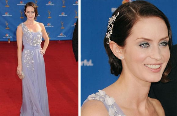 Emily Blunt aux Emmy Awards 2010