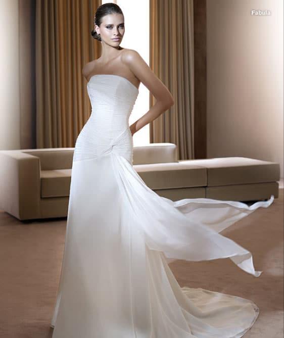 Les plus belles robes de mariées 2010
