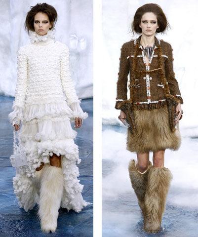 Tendance mode automne 2010 : La fausse fourrure