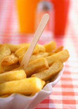 Recette des frites maison