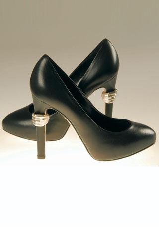 Les chaussures bijoux de Giuseppe Zanotti et Delfina Delettrez