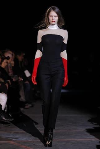 Défilé Givenchy automne/hiver 2011