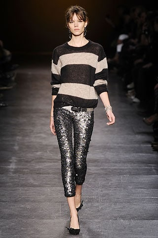 Le look disco chic d'Isabel Marant