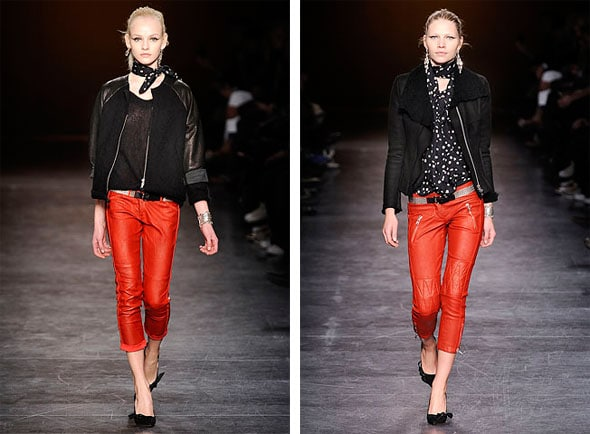 slim rouge isabel marant