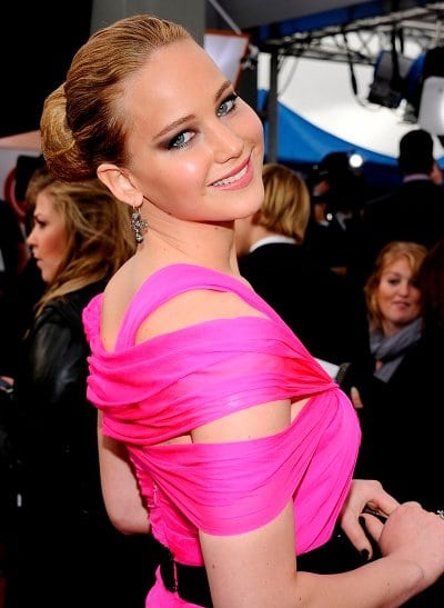 Jennifer Lawrence aux Screen Actors Guild Awards 2011