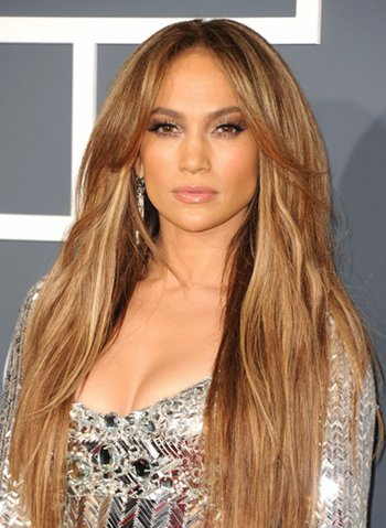 jennifer lopez Grammy 2011