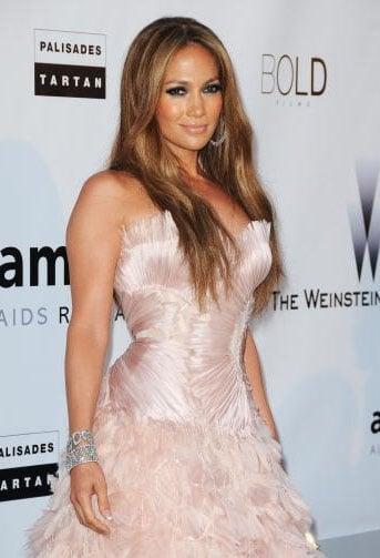 Le teint hâlé de Jennifer Lopez