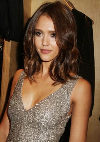 jessica alba fashion's night out