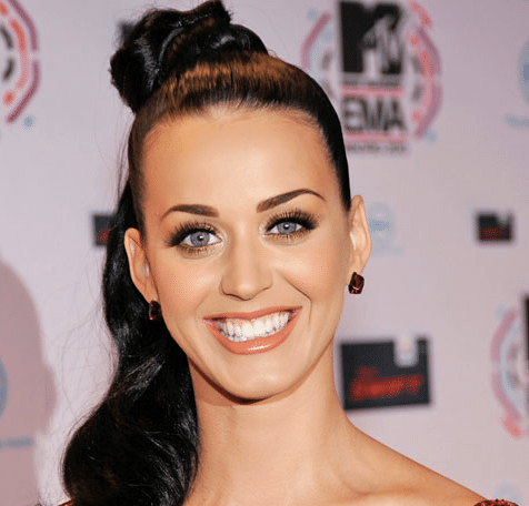 Katy Perry aux MTV EMA 2010