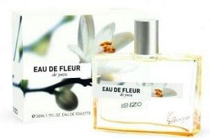 Eau de fleur de Yuzu, la nouvelle fragrance de Kenzo